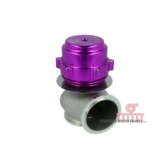 Wastegate TiAL V60, violet, 0,52 bar