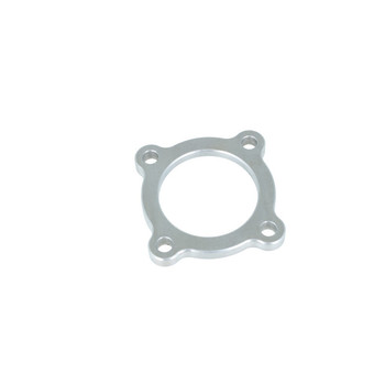 Downpipe flange 4-hole 63mm steel