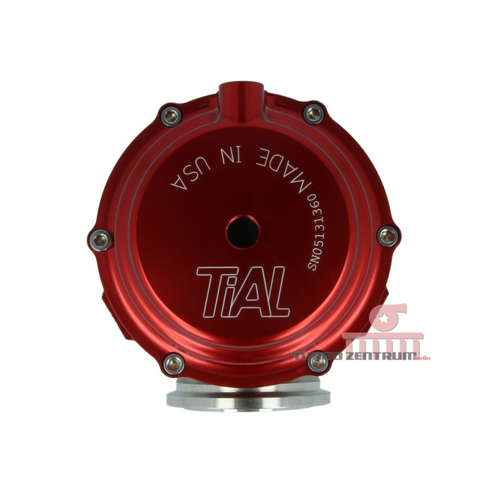 Wastegate TiAL MV-R, red