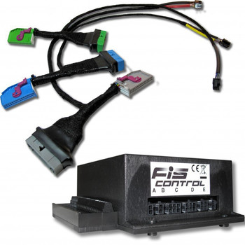 FIS-Control Audi A6 / S6 / RS6 / Allroad (C5, from 2000...