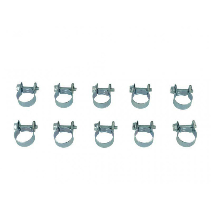 10 pack BOOST products HD Mini Clamps, 13-15mm