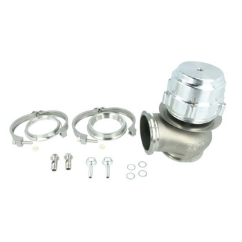 Wastegate TiAL V60, silver, 0,52 bar