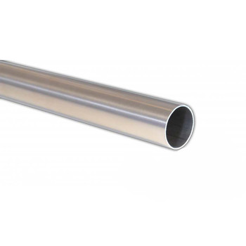 1m 40mm Diameter Stainless Steel Exhaust Pipe