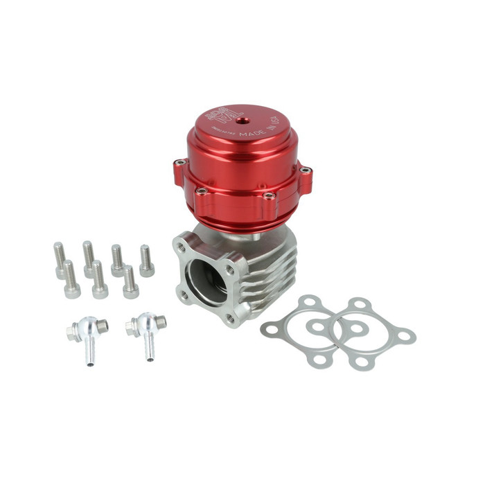 Wastegate TiAL F46P, red, 0,9 bar