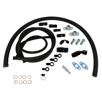 Oil and water connection kit TFSI to EFR