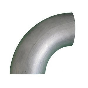 Stainless steel exhaust bend 90° 60mm for downpipes