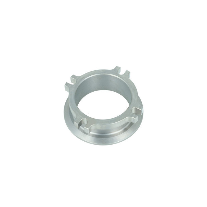 Downpipe flange 4-hole 63.5mm for V-band 76mm